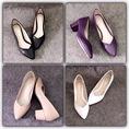 Chuyên giày dép xuất khẩu,giày cao gót,giày lười,giày búp bê,sandal luôn update xu hướng mới nhất nhé