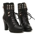 Album giày boot nữ siêu hot, chất lượng cao giá hạt dẻ