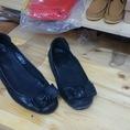Thanh lý duy nhất 1 đôi giầy da thật nữ ECCO size 35 36 giá siêu rẻ