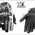 Găng tay da găng tay motor mẫu mới nhất hàng US