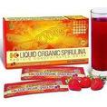K Liquid Organic Spirulina Tảo dinh dưỡng năng lượng cho trẻ biếng ăn