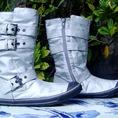Boots Tango, giày IIIO Sonize VNXK xịn, xuất sang Ý, độc và siêu rẻ