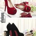 Giày cao gót nữ mẫu 2014 mới về Hàng sẵn Shop Bảo Trân