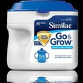 Sữa Similac Go Grow 623g Mỹ 570K, Freship Hà Nội