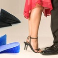 12/09 Lót giày tăng chiều cao Hàn Quốc, có thêm lót Converse 2,5cm, lót tăng cả bàn 8cm