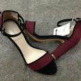 GIÀY VNXK giá rẻ: Zara Basic xỏ ngón nạm đinh, sandal Next...