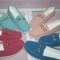 Giày nữ búp bê đủ màu siu êm,màu sắc trẻ trung ship hàng toàn quốc