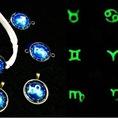 Bán sỉ, lẻ: Vòng tay, nhẫn, dây chuyền cung hoàng đạo phát sáng
