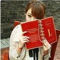 Bán túi quyển sách màu đỏ