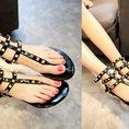Giày nữ Giày chiến binh nữ 2013 đẹp, thời trang, cá tính Houseshopping