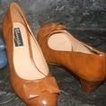 Giày cao gót nữ nơ cực xinh xắn cho bạn dạo phố