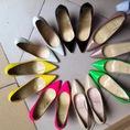 Order Giầy lười, giầy bệt, giầy cao gót Hermes, LV, Salvatore, Louboutin, Chanel.....
