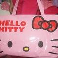Túi Kitty da bóng 2 màu hồng cho bạn lựa chọn