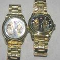 Đồng hồ cơ Rolex 2 nửa mặt trăng cá tính cho nam