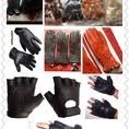 Găng tay da cừu 100% xách tay từ BA LAN bán Buôn bán lẻ
