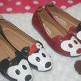 Các mẫu giày búp bê được các bạn gái ưa chuộng nhất hiện nay