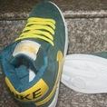 Giày Nữ cổ cao Nike màu nổi cho bạn nữ chơi tết