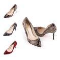 Giày cao gót, gót thấp, giày bệt, sandal Hàn Quốc, cam kết giống hình
