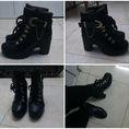 Thanh lý combat boots, giày thể thao, giày lười, cao gót