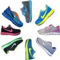 Store giày thể thao nữ: Giày tập gym, chạy, Aerobic, nhảy...Sẵn hàng