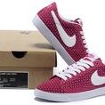 Giày Thời Trang Đế Bằng Nike 2014, Giày Chính Hãng, Tặng kèm tất cho khách hàng, đổi trả hàng thoải mái trong 7 ngày