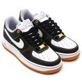 Bán giày Nike chính hãng Nike Air Force 1 GS Black Denim giày thời trang nữ 2014
