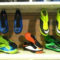 Pisces sport: GIÀY ĐÁ BÓNG SÂN CỎ..HÀNG MỚI VỀ Giá cực shock cho dòng đinh TF,AG,FG,Futsal các hãng Nike,Adidas,Puma,Pan