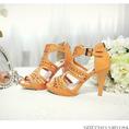 Duyên dáng với Sandals cao gót Hàn Quốc tập 2