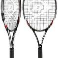 Vợt tennis xách tay Mỹ Dunlop Biomimetic Black Widow mới 100%