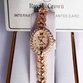 Đồng hồ Royal Crown đính đá thời trang RA 016 Giá tốt nhất thị trường
