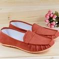 Giày lười Thái Lan đủ màu sắc