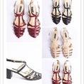 Bộ sưu tập giày Zara xinh xắn