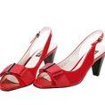 Sandal nữ kiểu dáng thời trang SDN.844.DO