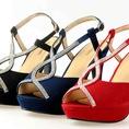 Các mẫu giày cao gót cao cấp nhập khẩu, cao 10 phân với giá 490K/đôi.