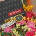 Lộ diện bộ sưu tập đồng hồ nữ Titan chính hãng thời trang thu đông 2014