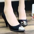 Tự tin xuống phố với giày cao gót Hàn Quốc