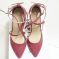 Giày cao gót new 100% giày thương hiệu, giá rẻ tận gốc,có đổi đồ nếu ưng