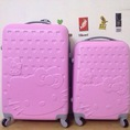Vali kéo kitty,vali nhựa chịu lực các loại sành điệu cá tính,hàng có sẵn