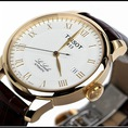 Đồng hồ dây da lịch lãm cho cánh mày râu thêm ấn tượng SALE 40% cho tháng 10