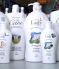 Sữa tắm trắng dưỡng da LADY LIFE hương ngọc trai 300ml