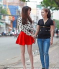 Chân váy Sam