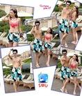 Quần short đôi Hàn quốc cho mùa hè thêm yêu thương
