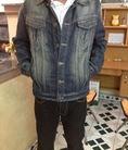2 áo jean nam hàng hiệu new 100% để lại giá cực rẻ