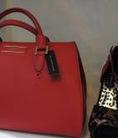 Túi xách tay nữ DKNY Red Hot de USA