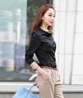Hoàng Vy Fashion Sơ mi nữ công sở, sơ mi nữ Hàn Quốc, may đo đồng phục sơ mi, chất lượng cao, uy tín