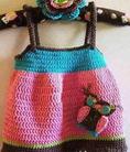Thời trang cho bé, Trang anh chuyên sản xuất bộ áo váy len cho bé yêu Bán buôn và bán lẻ , bằng sợi len coton .