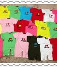 Chuyên bộ đồ H M, body Zarakids, váy ren f21 hình slogan dễ thương . Hàng VNXK 100% cotton với giá thành cực tốt nhé