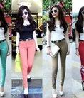 Bán buôn bán lẻ Quần Skinny, Tregging Labijou, Kaki thun Hàn Quốc màu sắc đẹp , mới nhất 2014. Giá rẻ nhất Việt Nam.