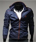 Áo khoác dù R phối viền cam cực đẹp, giá rẻ nhất HCM. Chuyên may và bỏ sỉ áo khoác dù.