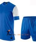 Áo bóng đá Nike Trophy Trainning dáng áo body chất vải thoáng mát